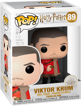 Funko POP Harry Potter - Viktor Krum