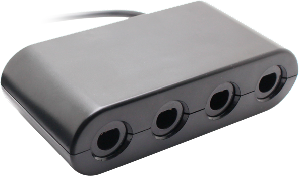 Piranha Gamecube Adapter for Nintendo Switch