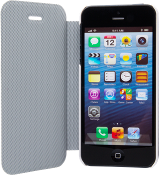 iZound Slim Wallet iPhone 5/5S White