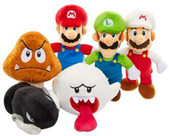 Nintendo Selection Plushie
