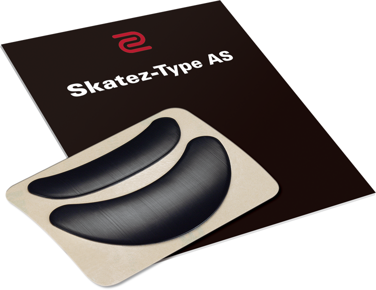 Läs mer om ZOWIE by BenQ Skatez Type-AS For ZA13