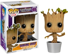 Funko POP Marvel - Dancing Groot