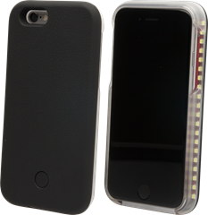CASU Selfie Case iPhone 7/8 Black
