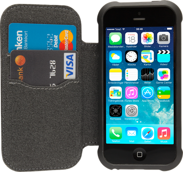 iZound D-Fense Wallet iPhone 5/5S