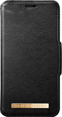 iDeal of Sweden Fashion Wallet iPhone XR Black