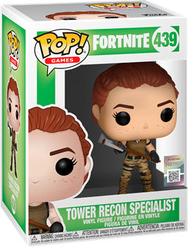 Funko POP Fortnite - Tower Recon Specialist