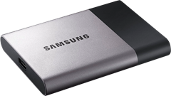 Samsung T3 External SSD 250GB