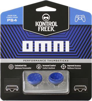 KontrolFreek Omni Performance PS4