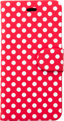 iZound Dot Wallet iPhone 6 Red