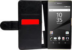 iZound Wallet Case Sony Xperia Z5 Black