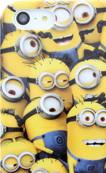 Minions Cover Multi iPhone 5