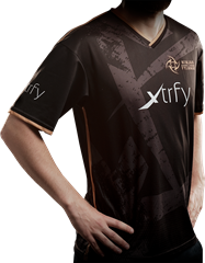 Ninjas In Pyjamas Gaming Jersey v3 2016 X-Large