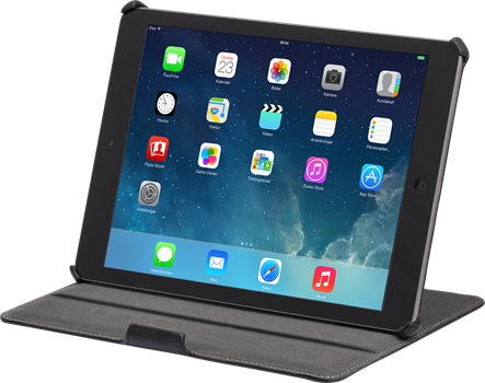 iZound iPad Air Stand-case Black