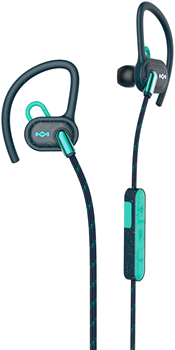 House of Marley Uprise Wireless In Ear Teal