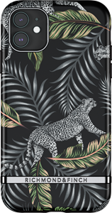 Richmond & Finch Silver Jungle iPhone XR/11