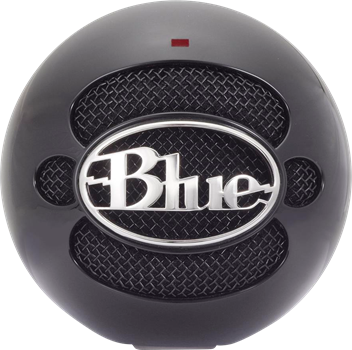 Blue Microphones Snowball Gloss Black