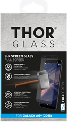 Thor Curved Glass Screen Protector Samsung Galaxy A6 Plus (2018)