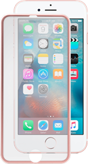 iZound 3D Grizzly Glass Slim Frame iPhone 6/6S Rose Gold