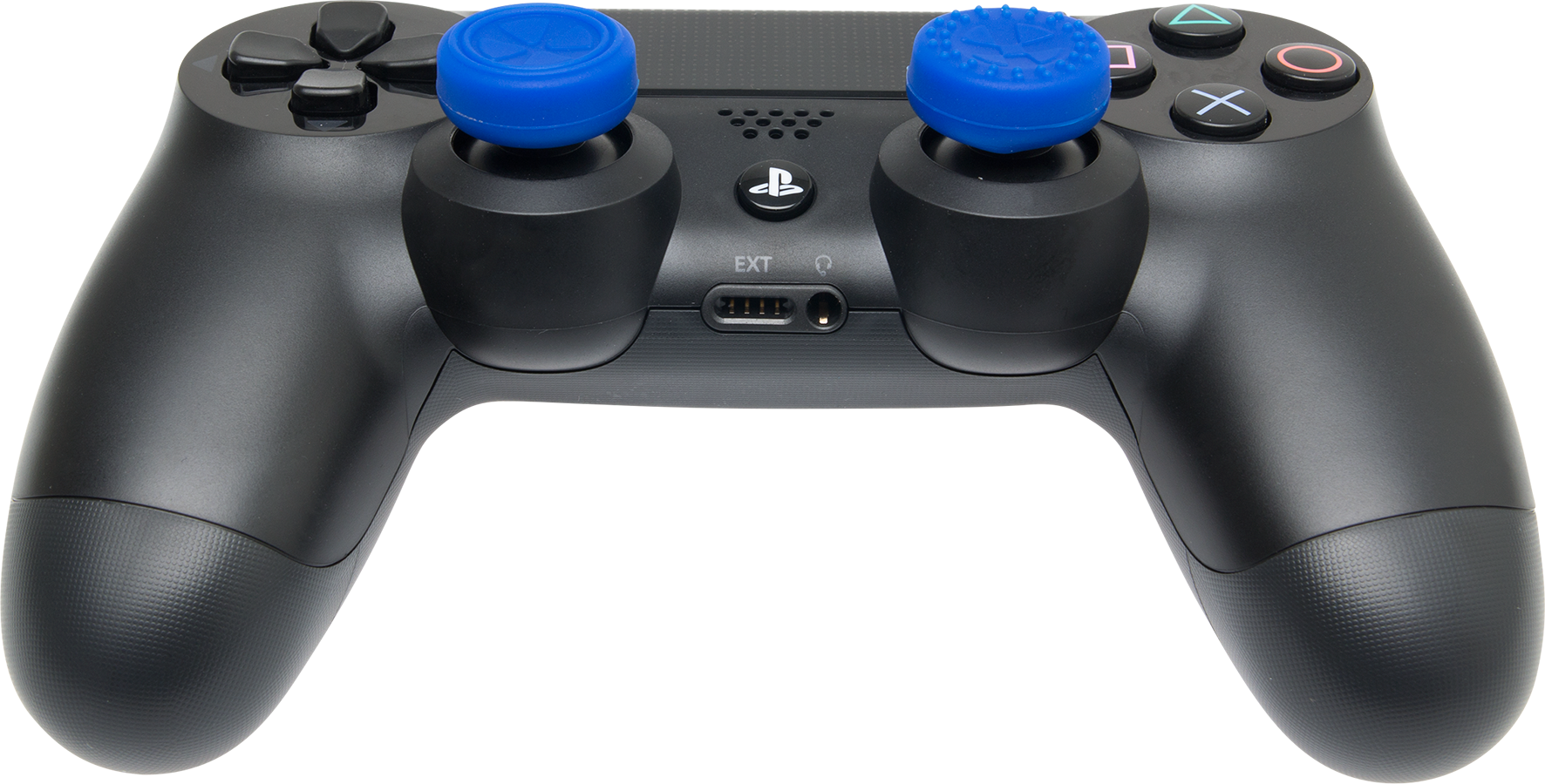Läs mer om SparkFox Thumb Grips for PS4 & PS3 4-Pack