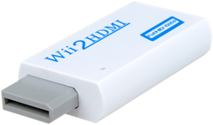 ZAP Wii to HDMI Adapter