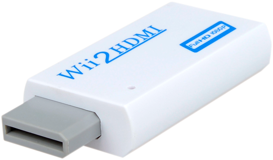 Läs mer om ZAP Wii to HDMI Adapter
