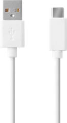 Nedis USB-C 2.0 to A Cable 2 m White