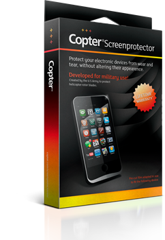 Copter Screenprotector Samsung Galaxy J5