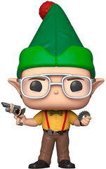 Funko POP The Office - Dwight As Elf