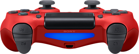 Sony Dual Shock 4 Controller V2 Magma Red (PS4) (Original)