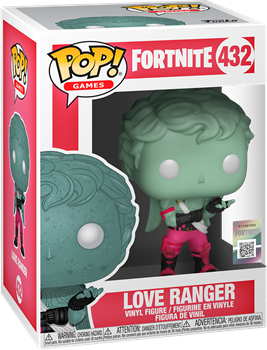 Funko POP Fortnite - Love Ranger
