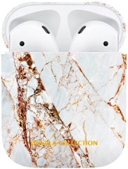 Onsala Airpods Fodral White Rhino Marble