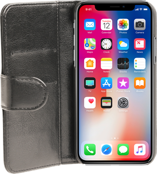 iZound Wallet Case iPhone X/XS Black