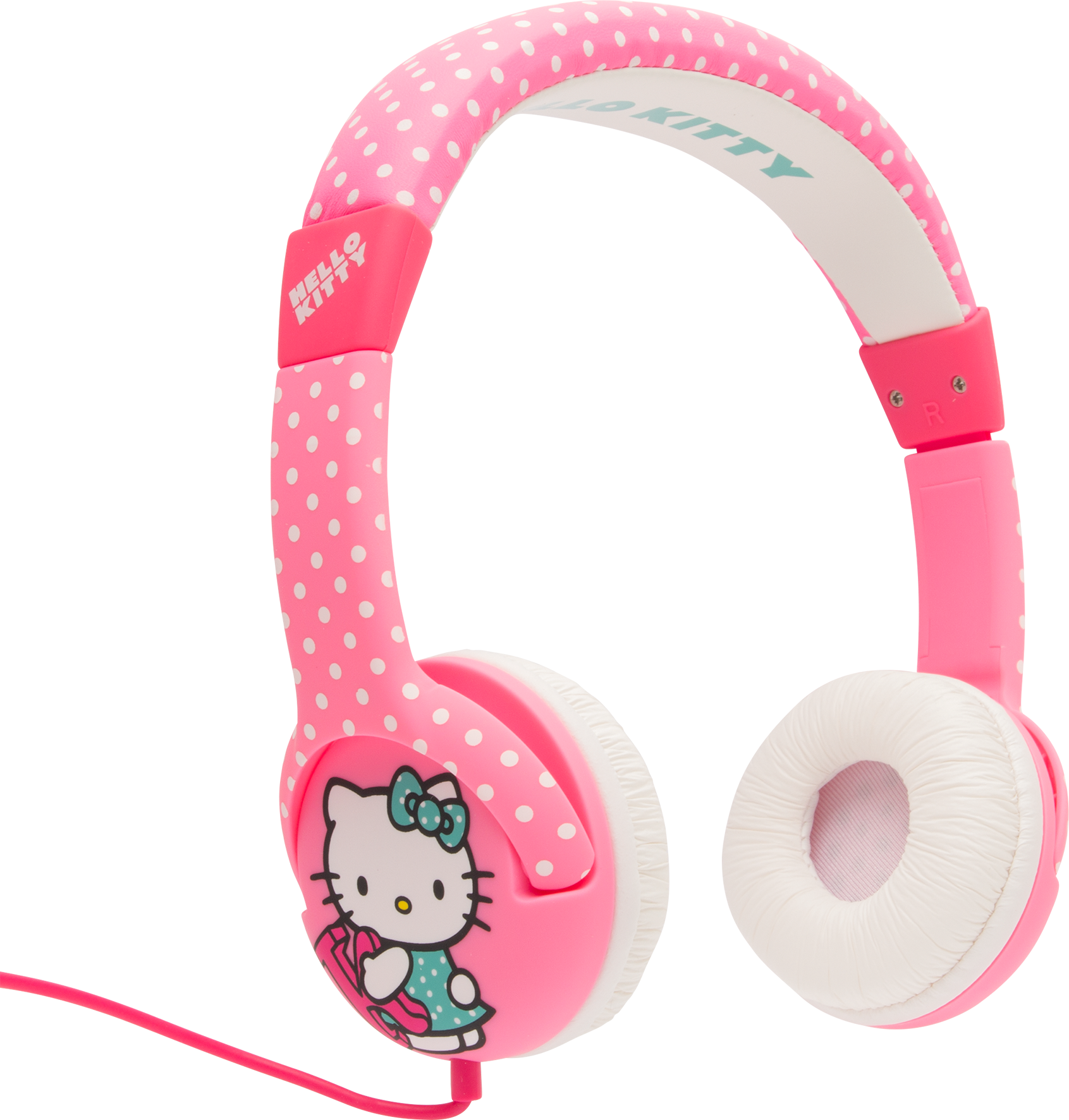 Läs mer om Kitsound Hello Kitty Pink Dots