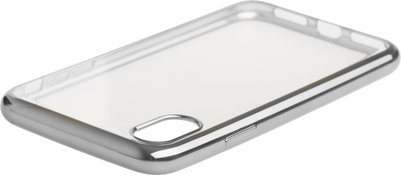 iZound TPU Electro iPhone X/XS Silver