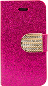 iZound Glitter Wallet iPhone 4/4S Pink