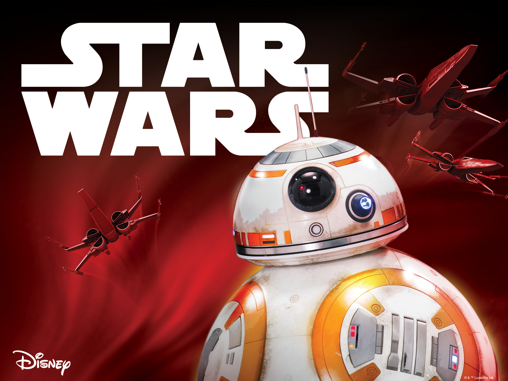 Star Wars BB-8 thumbnail