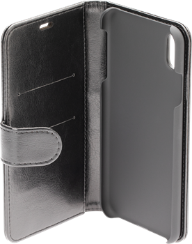 iZound Wallet Case iPhone XS Max Black