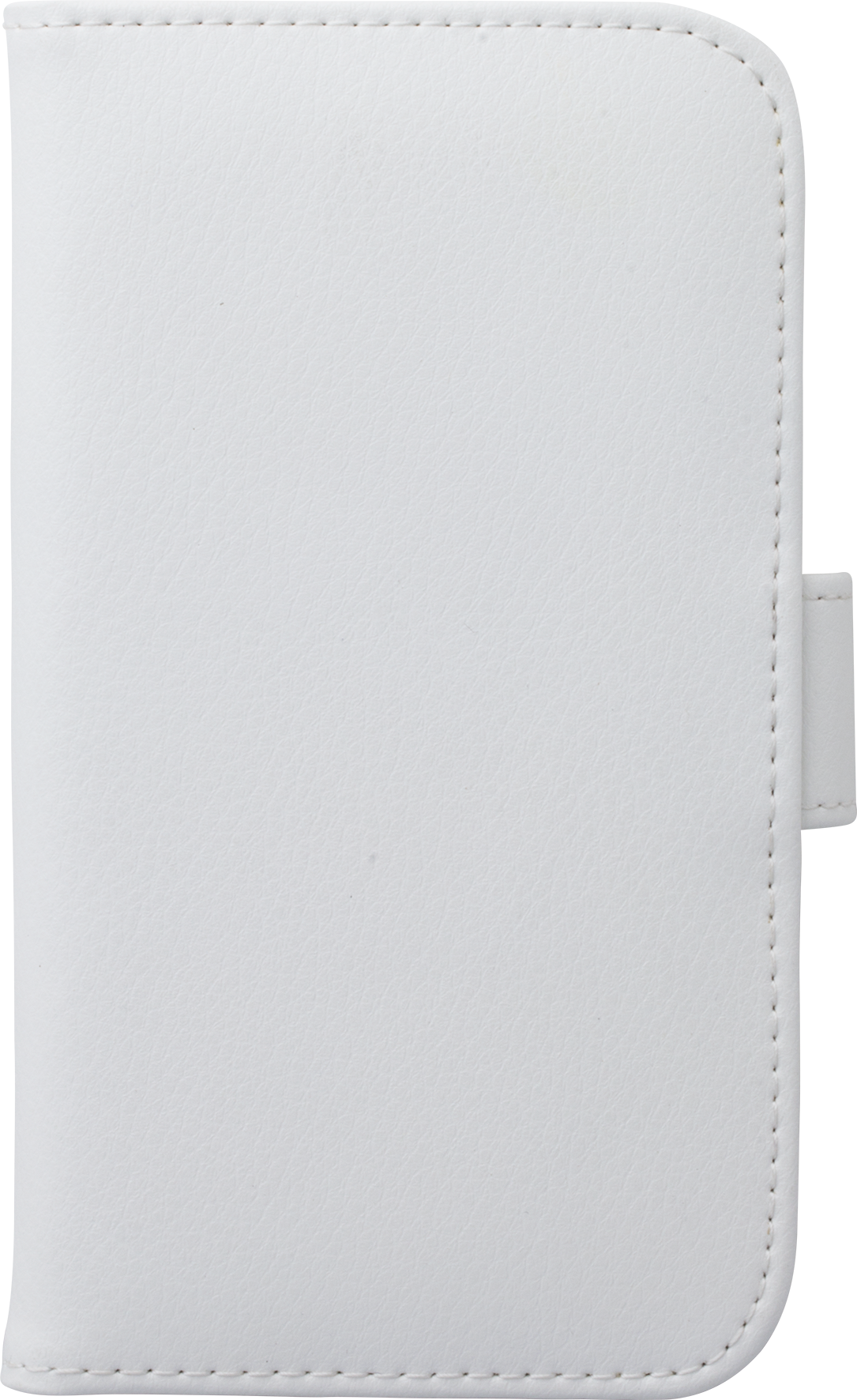 Läs mer om iZound Leather Wallet Case Samsung Galaxy S5 White