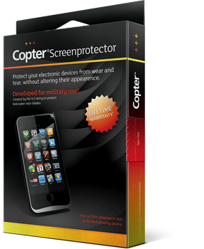 Copter Screenprotector Samsung Galaxy S7