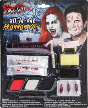 Make up kit horror