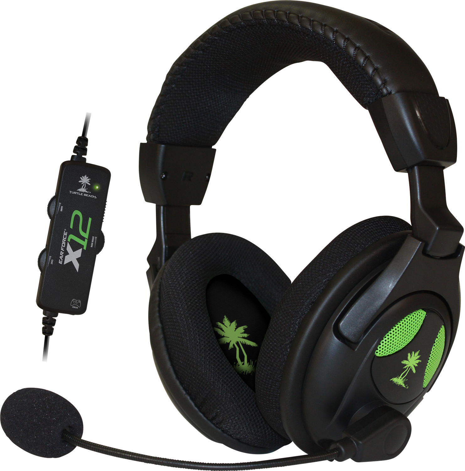 Läs mer om Turtle Beach Ear Force X12