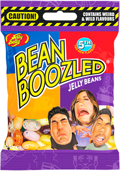 Jelly Belly Bean Boozled refill 54g