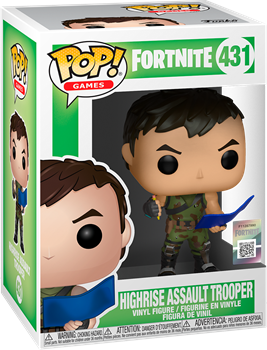 Funko POP Fortnite - High Rise Trooper