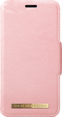 iDeal of Sweden Fashion Wallet iPhone XR Pink