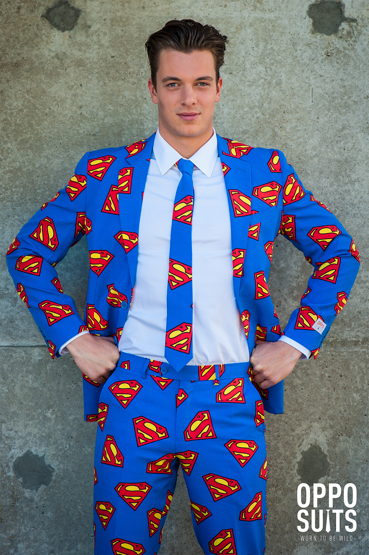 OppoSuits Superman stl 54