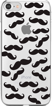 FLAVR iPlate Moustache iPhone 7/8