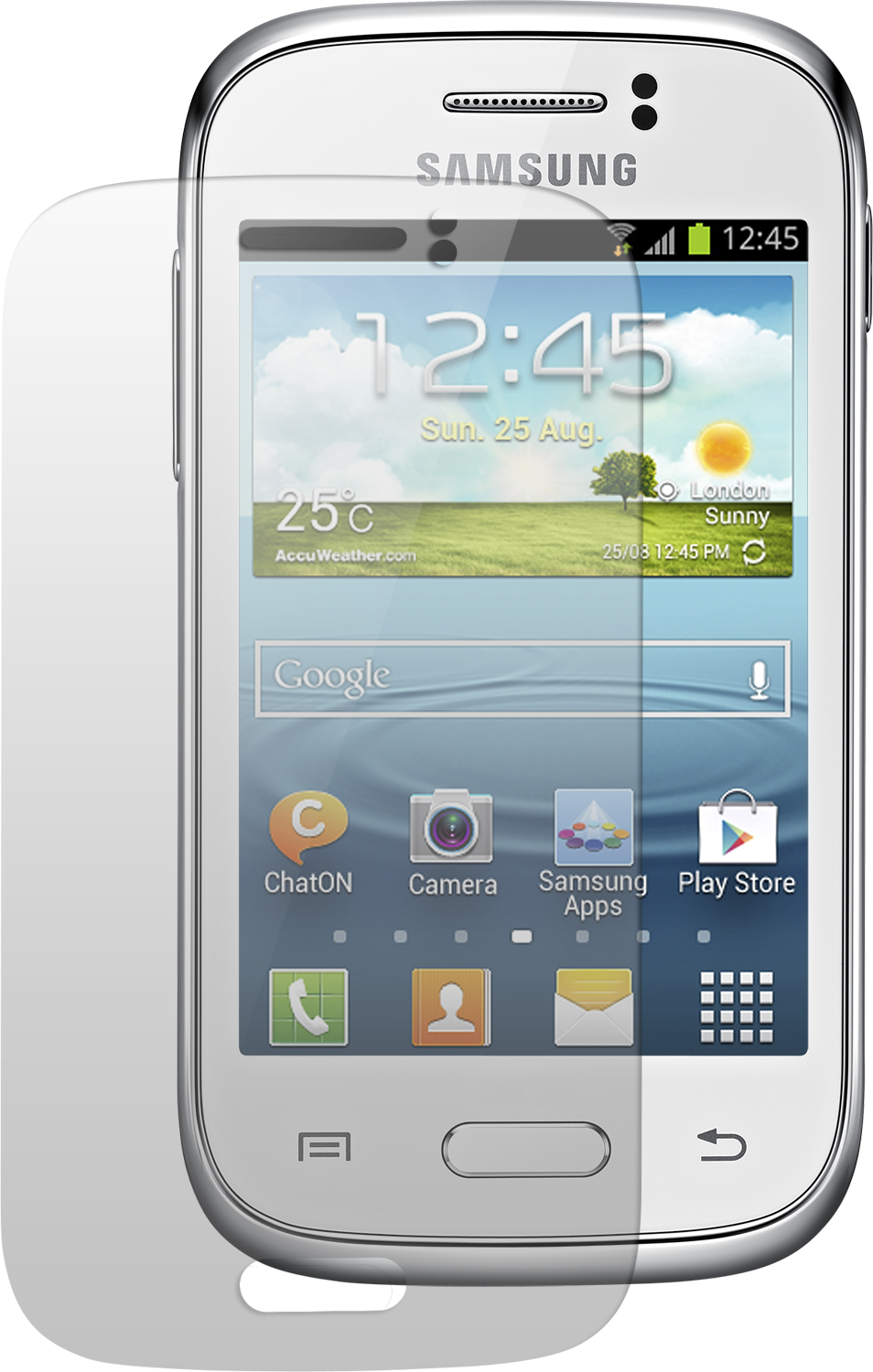 Läs mer om iZound Screen Protector Samsung Galaxy Young
