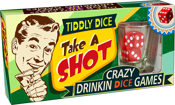 Take A Shot Dice