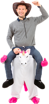 Step-In Costume Unicorn