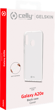 Celly TPU Cover Samsung Galaxy A20e